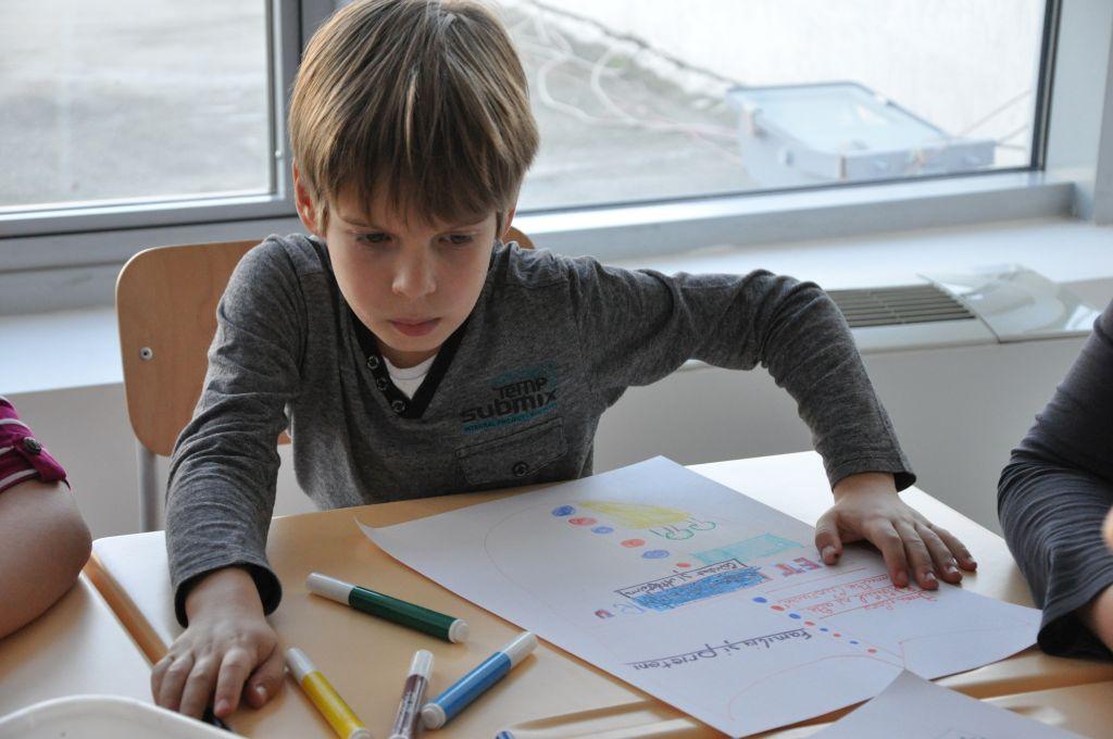 Invatarea eficienta 5 – 7 ani